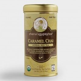 Zhena's Caramel Chai Tea, Set of 6 by World Market