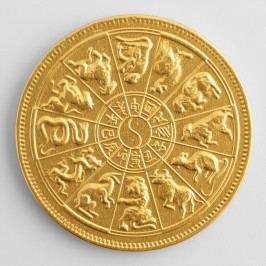 Steenland Zodiac Chocolate Medallion, Set of 6 by World Market