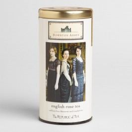 The Republic of Tea Downton Abbey English Rose Tea by World Market