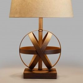 Metal Orb Accent Lamp Base by World Market