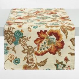 Malli Table Runner: Multi - Cotton by World Market