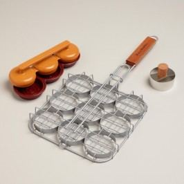 Deluxe Mini Hamburger Slider Set by World Market