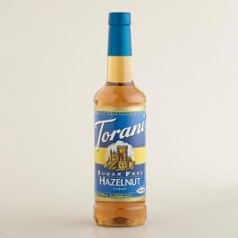 Sugar Free Torani Hazelnut Syrup, Set of 4 by World Market