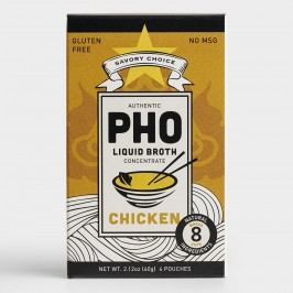 Savory Choice Pho Chicken Broth, Set of 12 by World Market
