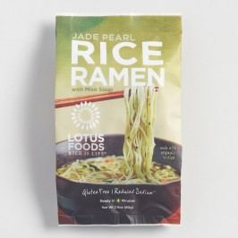 Lotus Jade Pearl Rice Ramen with Miso, Set of 10 by World Market
