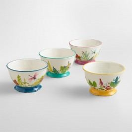 Fiji Bowls, Set of 4 by World Market