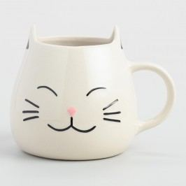 Cat  Mug, Set of 2 by World Market
