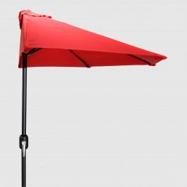 Red Half Umbrella - Fabric by World Market