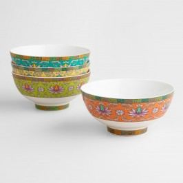 Shanghai Noodle Bowls,  Set of 4 by World Market