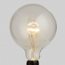 Amber Oversized Globe Filament Light Bulb by World Market