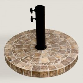 Brown Marble Umbrella Base - Fabric by World Market