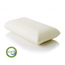 Zoned Dough Memory Foam 4.5 Inch Low Loft Firm Pillow