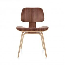 Eames Molded Plywood Dining Chair - Wood Base