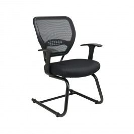 SPACE AirGrid Visitors Office Chair